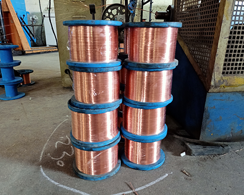 Bunched Copper Wire Manufacturers in Ahmedabad
